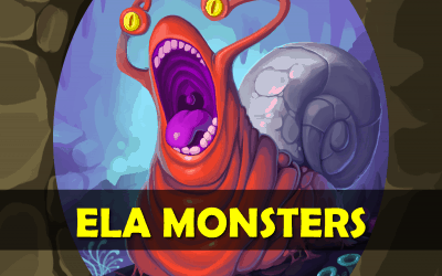 ELA Monsters – How to Use Digital Boom Cards to Learn Figurative Language by Fighting Monsters